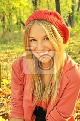 Retrato de la muchacha del otoño