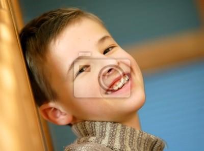 Retrato de un niño pequeño
