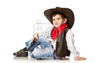 Retrato del niño pequeño