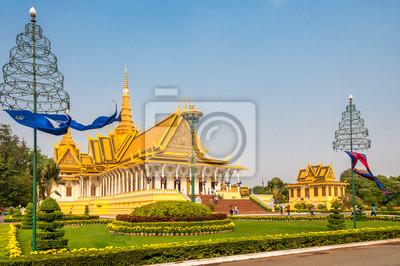 Rey Juntan en Phnom Penh