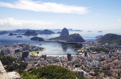 Póster Río de Janeiro.
