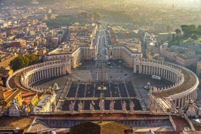 Póster Roma, Italia.