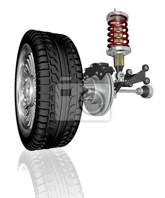 Póster rueda