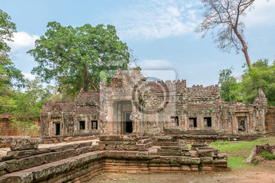 Ruinas en Angkor
