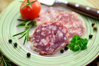 Póster salami