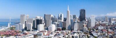 Póster San Francisco Panorama