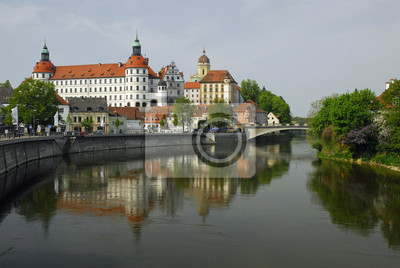 Schloss Neuburg del Danubio