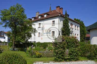 Schloss, Ruhpolding, Museo