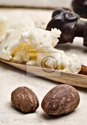 Shea nueces y mantequilla