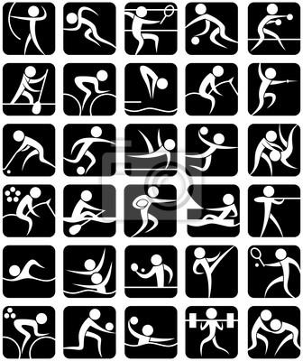 Símbolos de Verano Deportes