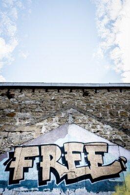 Póster Sin Graffiti