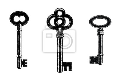 Skeleton Key Set