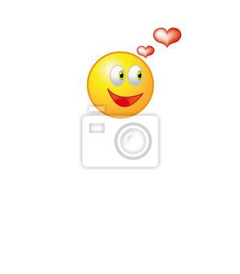 Smiley en el amor