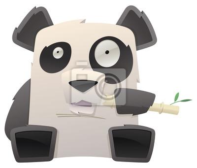 Strange Panda