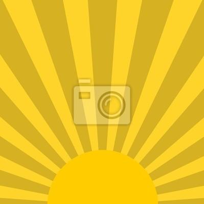 Sunbeam - Illustration