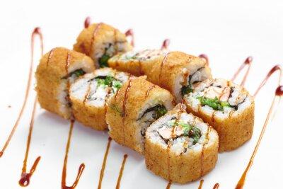 Póster Sushi sabroso