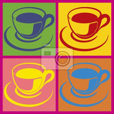 Tasses múltiples colores