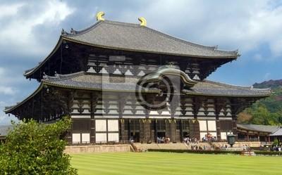 Templo en Japón