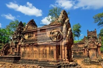 Templo en la selva