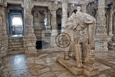 Templo Kumbalgarh, Rajasthan India