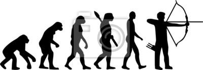 Tiro con arco Evolución