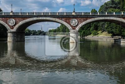 Torino il ponte sotto
