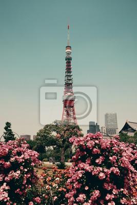 Póster Torre de Tokio