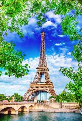 Póster Torre Eiffel