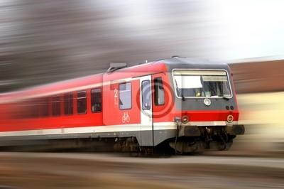 Póster tren 11