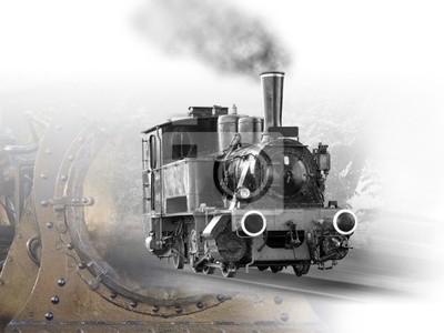 Póster tren 19