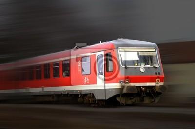 Póster Tren 22