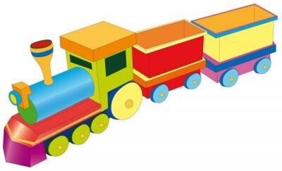 Póster tren