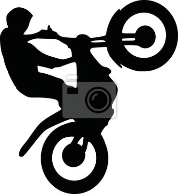 Truco de motocross