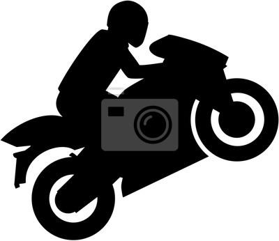 Truco de motorista de moto