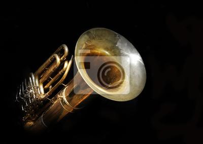 Tuba - instrumento de viento