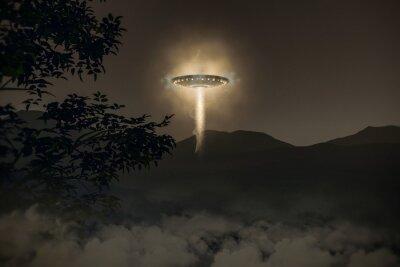 Póster UFO