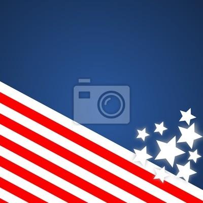USA flag - Presidents day