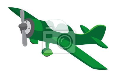 Vector aviones de hélice exentos