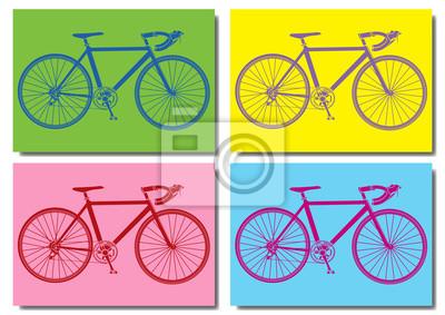 Vélo de curso emergente