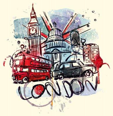 Póster Visit London