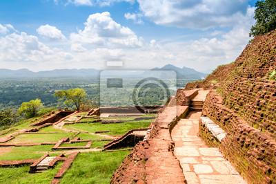Vista desde Sigiriya Mounatain