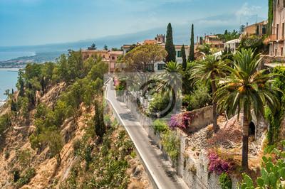 Vista desde Taormina