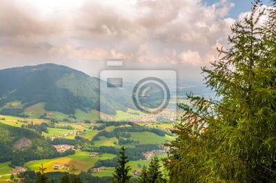 Vista desde Unternberg