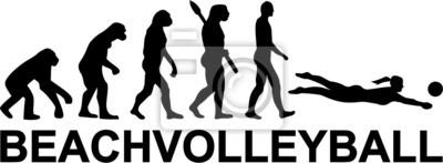 Voleibol de Playa Evolución