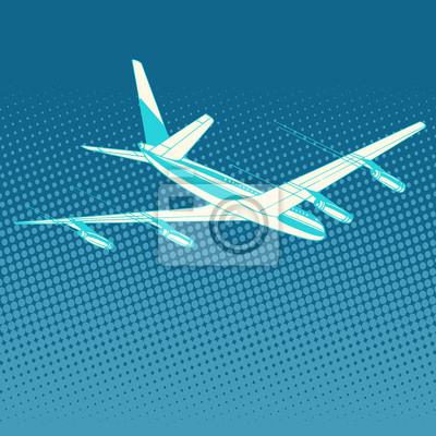 Vuelo de avión