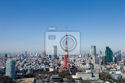東京 の 街並み 港 区