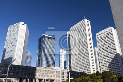 新宿 高層 ビル 街