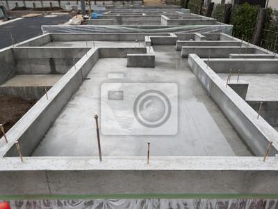 住宅 の 基礎 工事