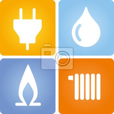 Calefaccin electrica o gas natural latest componentes de for Calefaccion electrica o gas natural