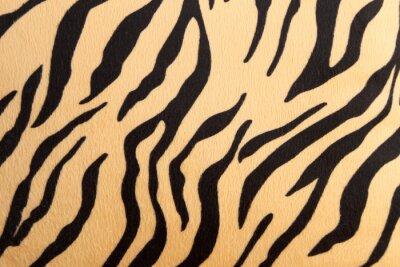 Vinilo abstracta con textura tigre de Bengala
